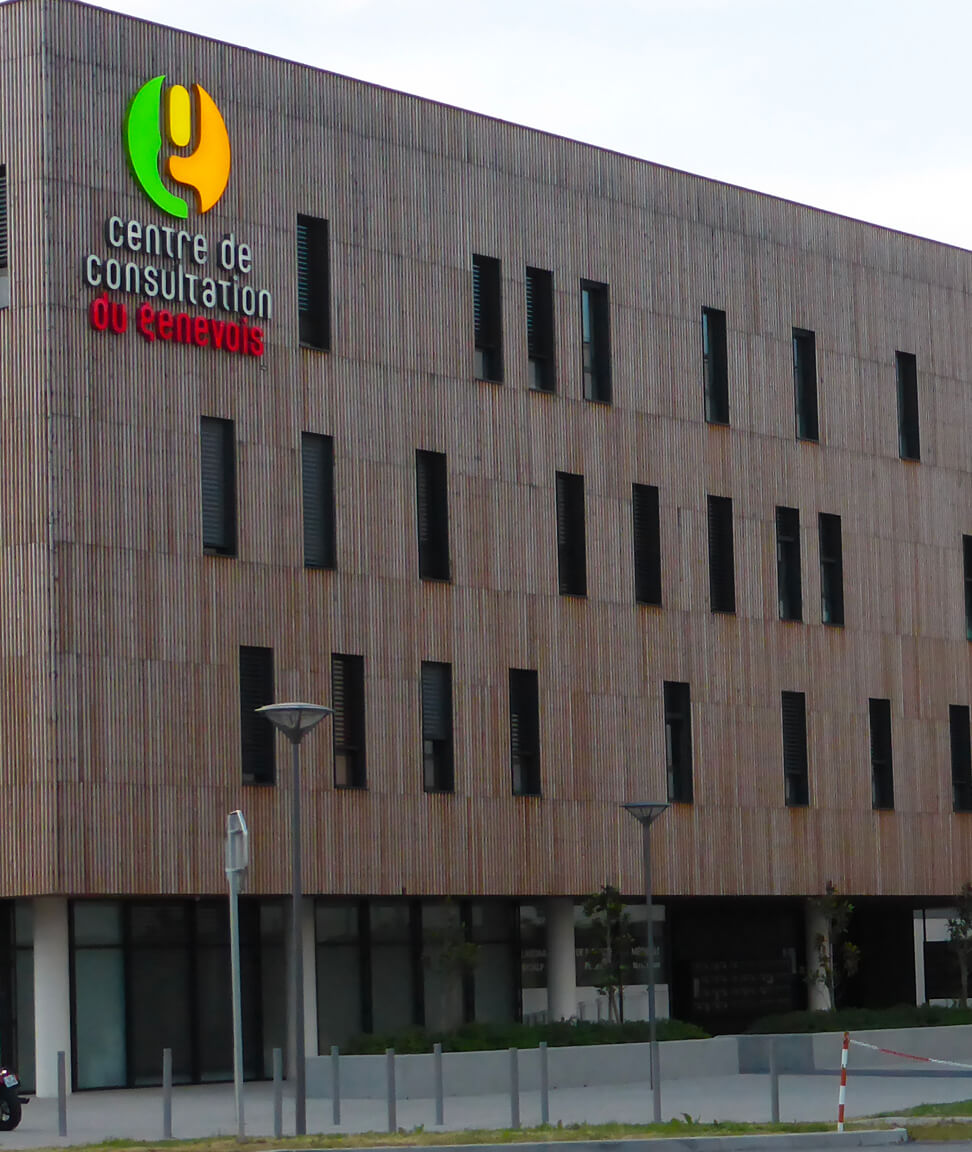 Centre Ophtalmologie Genevois